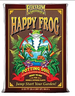 Fox Farm Happy Frog, 2 cu. ft.
