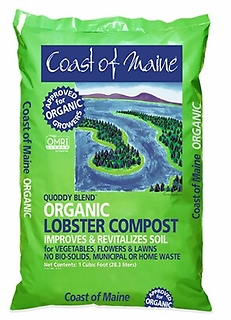 Coast of Maine Lobster Compost, 1 cu. ft.